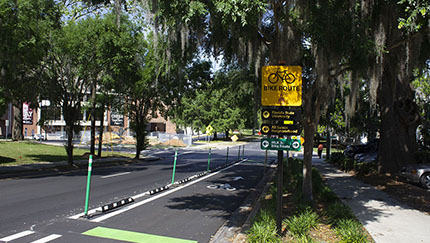 Bike Route System