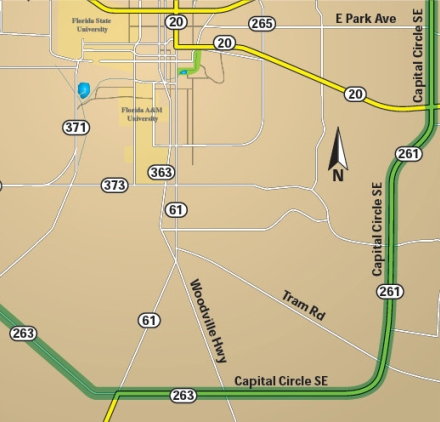capital circle se phase 2 map