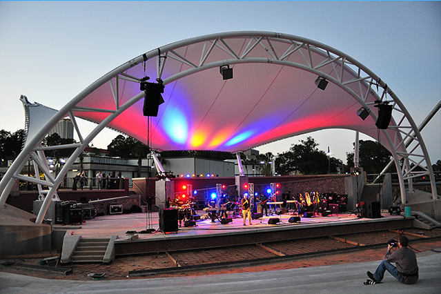 cascades park stage