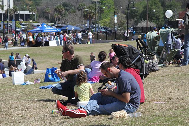 cascades park event