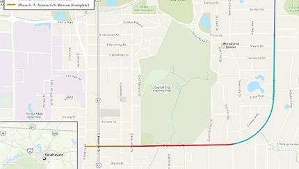 Magnolia Drive Multi-Use Trail